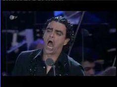 Rolando Villazon, No puede ser, Operalia 1999- Presentacion de Placido Domingo