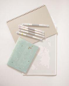 Double Tip Deco Pens Pastels 5 Pack