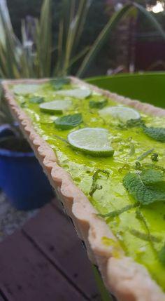 Youyou alors là, c'est la tuerie de l'été !!! Pour la pâte sablée, il vous faut : 250g de farine 125g de beurre à température ambiante 100g de sucre 1 œuf 1 pincée de sel Pour la crème Mojito, il vous faut : 5 citrons verts 4 oeufs 110g de sucre 150g...