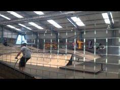 XSite Skatepark Skegness Linconshire - YouTube