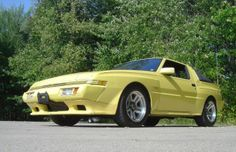 Mitsubishi Starion ESI-R and Chrysler Conquest TSI: Oh, Yeah! Those!