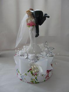 Geldgeschenk , Hochzeit,Schachtel von Plan B auf DaWanda.com