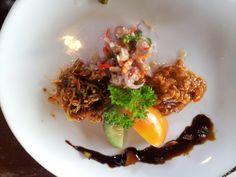 #spicy #sambal - Bebek Tepi Sawah - Bali, Indonesia
