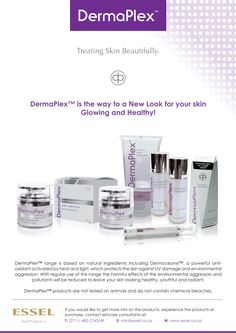 Essel DermaPlex product range