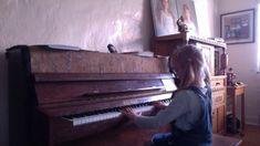 Laylah van Straaten, Classical Category, J.S. Bach: Minuet Granddaughters, Van, The Originals, Music, Youtube, Musica, Musik, Muziek, Vans