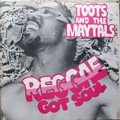 Jamaican version of the Reggae Got Soul L.P., on Dynamic Sounds.