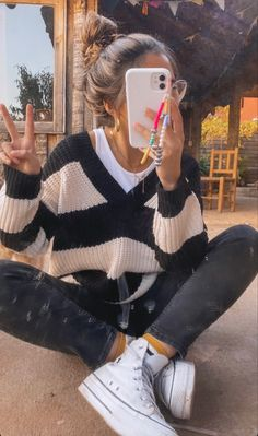 Trendy Fall Outfits, Basic Outfits, Teen Fashion Outfits, Mode Outfits, Fall Winter Outfits, Cute Casual Outfits, New Outfits, Summer Outfits, Easy School Outfits