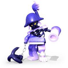 Stromling Admiral Invader Lego Universe, Legos, Geek Stuff, Geek Things, Lego, Logos