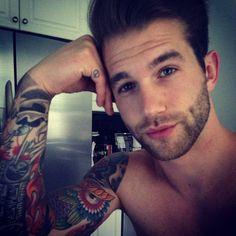 ...men! - Super cute instagram hottie Andre Hamann
