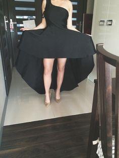 9213eefce7 Sukienka NOWA rozkloszowana piękna dłuższy tył - vinted.pl