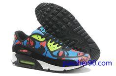 new style 5f0fb 8d7fc Vendre Pas Cher Femme Chaussures Nike Air Max 90 TAPE 0014 en ligne magasin  en France