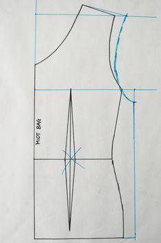 (2017-11) Løsere pasform i bluser og kjoler i vævet stof