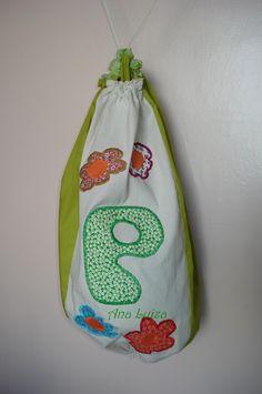 2007 Puxa Saco (para saco pequeno)