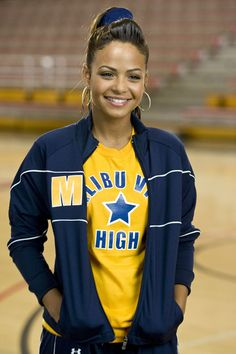 Christina milian  Bring it on fight to the finish