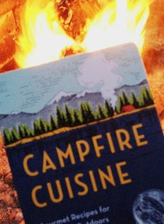 *Rook No. recipes, crafts & whimsies for spreading joy*: Lemony Couscous Salad and Other Recipes for Gourmet Outdoor Cooking {Campfire C. Campfire Cooking Recipes, Gourmet Cooking, Campfire Food, Oven Cooking, Hobo Dinner Recipes, What To Bring Camping, Dutch Oven Camping, Camping Meals, Camping Recipes
