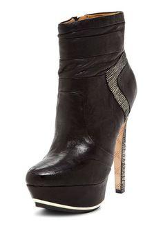 Dorene Platform Ankle Boot