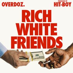 """Listen: OverDoz has a new video out for their single """"Rich White Friends """"https://www.youtube.com/watch?v=jnd42UH5u3s"""