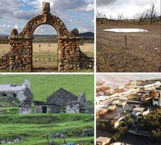 Ghost towns around the world