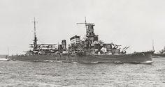 Japanese heavy cruiser Furutaka - 1941 [3000x1589]
