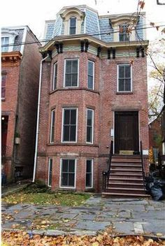 Real Estate: 267 Liberty St Newburgh NY...60 miles north of NYC, $189,000