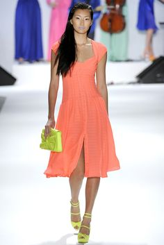 SPRING 2012 READY-TO-WEAR Nanette Lepore