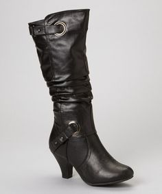 Take a look at this Black PE 26 Boot on zulily today!