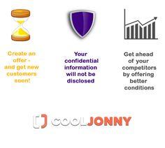 СoolJonny was created to make your life easier!