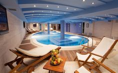Indoor Swimming Pool Ideas for Your Mansion
