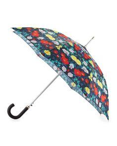 ShedRain Fashion Auto Open Stick Umbrella, Aurora
