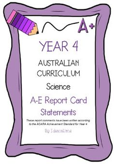 Australian Curriculum Report Comments Year 4 - The Arts Drama Report Card Comments, Health And Physical Education, Report Writing, Australian Curriculum, Teacher Pay Teachers, Growth Mindset, Teacher Newsletter, Writing Prompts, Drama