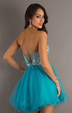 442307c6a89 Shop for Dave and Johnny designer prom dresses at PromGirl. Short prom  dresses