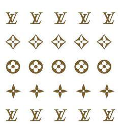 Louis Vuitton Tattoo, Louis Vuitton Nails, Nail Decals, Nail Stickers, Louis Vuitton Pattern, Hipster Vintage, Plakat Design, Finger Tats, Free Items