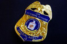 Special Agent, Internal Affairs, CIA (China Made)  中央情報局内部監察官