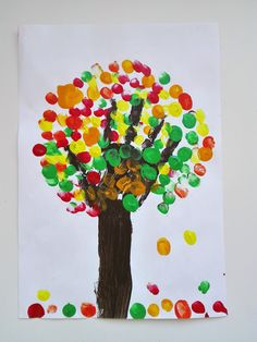 5 Handprint Colorful Fall Trees Ideas - DIY by Hanka Craft Projects For Kids, Crafts To Do, Diy Crafts For Kids, Autumn Activities For Kids, Art Activities, Barn Wood Crafts, Acrylic Colors, Autumn Trees, Spring Crafts