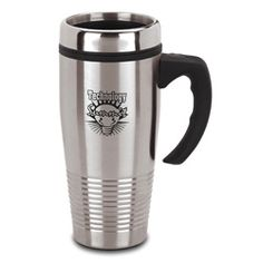 Stainless Ridged Mug. Branded Gifts, 25th Anniversary, Corporate Gifts, Branding, Mugs, Business, Tableware, Drawings, Brand Management