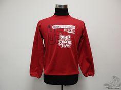Badger Arizona Wildcats Crewneck Sweatshirt sz Youth M Medium University NWOT #Badger #ArizonaWildcats #tcpkickz