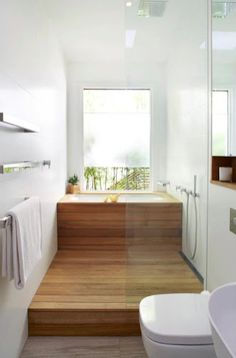 Amazing bathroom by Diane Fernandes/Clovelly Residence