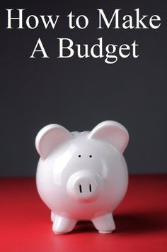 How to Make a Budget: Get Out of Debt and Start Saving More Money by Brian Carr