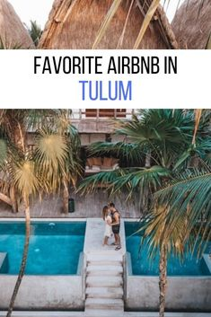 Where to stay in Mexico? Let me introduce you to the dreamiest Tulum Airbnb - for honeymooners, digital nomads & wanderers. Tree houses, jungle villas, beach condos, and chic rooms in Tulum town as well as Tulum Playa. As well as tips on how to book your Airbnb in Tulum. #mexico #tulumAirbnb in Tulum | Tulum Mexico Airbnb | Best Airbnb in Tulum | Rental houses in Tulum | Where to stay in Tulum | Tulum Accommodation | Where to stay on Tulum beach Tulum Mexico Resorts, Mexico Travel, Mexico Trips, Places To Travel, Places To Visit, Restaurant On The Beach, Tulum Beach, Beach Villa, Beach Condo