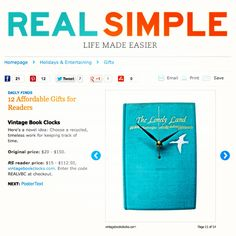 VBC featured on @Real Simple !! #blessings