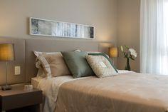 Decoração de quarto Casal Projeto de reforma e decoração de apartamento no paraiso decoracao-apartamento-paraiso (6)