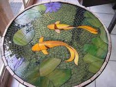 Bildergebnis für mosaik fische