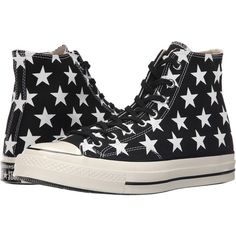 2239b642f773bf Converse Chuck Taylor All Star  70 High (Black White Egret) Classic