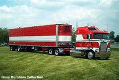 KenWorth K100 Aerodyne reminds me of that show with the monkey.
