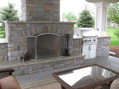 under deck patio ideas | patio with outdoor kitchen - patios deck ... - Under Deck Patio Ideas