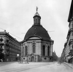 Trinity Church in 1910, Berlin