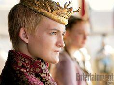 King Joffrey has the best crown