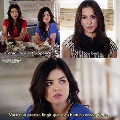 Pll Memes, Pretty Litle Liars, Pll Cast, Spencer Hastings, Shay Mitchell, Fantastic Four, Netflix, Geek, Princess