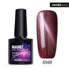 Modelones 3D Magnetic Cat Eyes Nail Gel Polish Brand LEd Gel Nail Varnish UV Long Lasting Gel Nail Art #clothing,#shoes,#jewelry,#women,#men,#hats,#watches,#belts,#fashion,#style