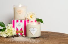 Fragrant Soy Candles + Hidden Rings Inside Valued at $10-$5,000!